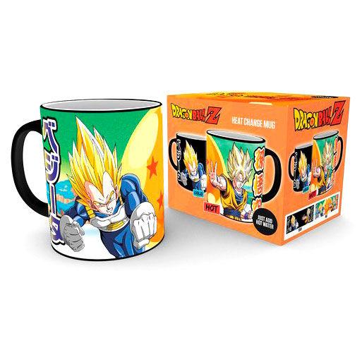 Taza termica Saiyans Dragon Ball Z