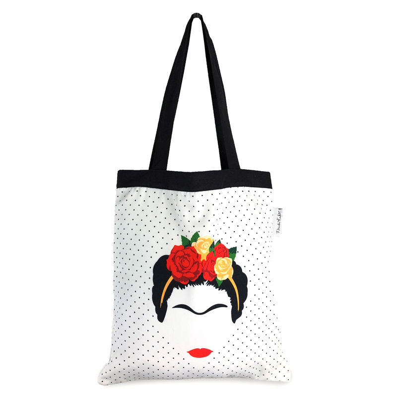 Bolso shopping Frida Kahlo