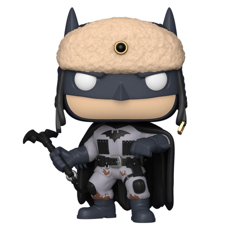 Funko POP o Figura POP DC Comics Batman 80th Red Son Batman 2003