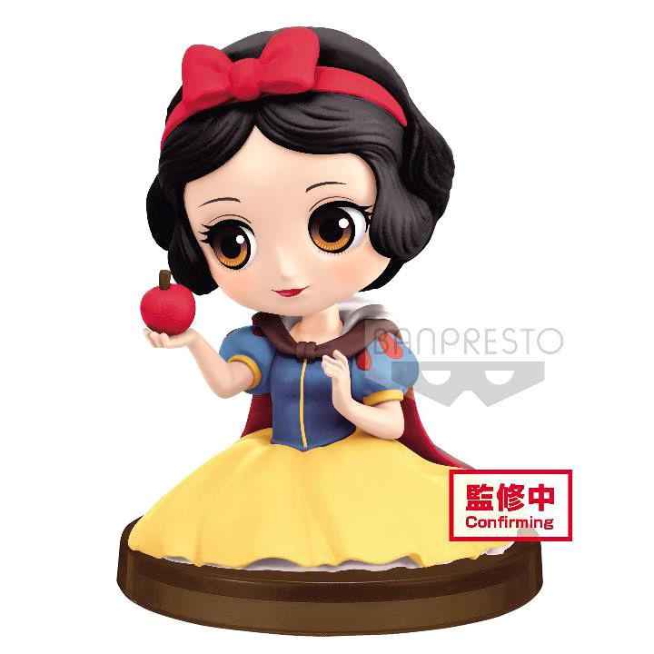 Figura Blancanieves Disney Q posket 4cm By Banpresto