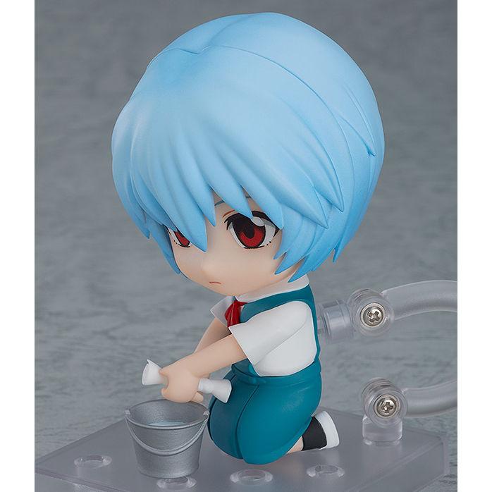 Figura Nendoroid Rei Ayanami Rebuild of Evangelion 10cm