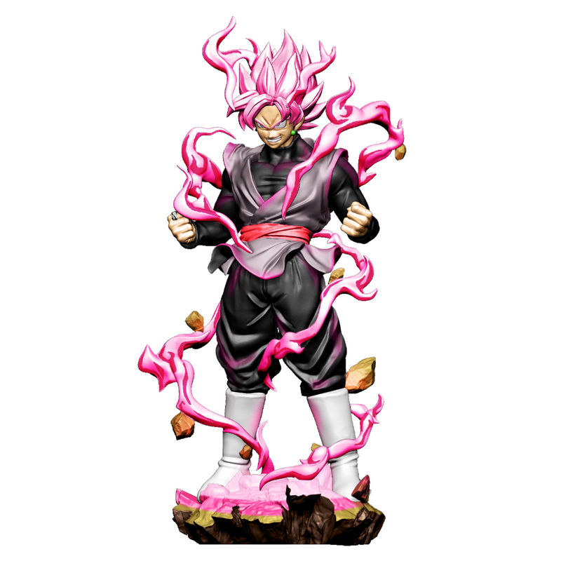 Mini diorama DRACAP Re Birth Super Revival Ver Dragon Ball Super surtido 8cm