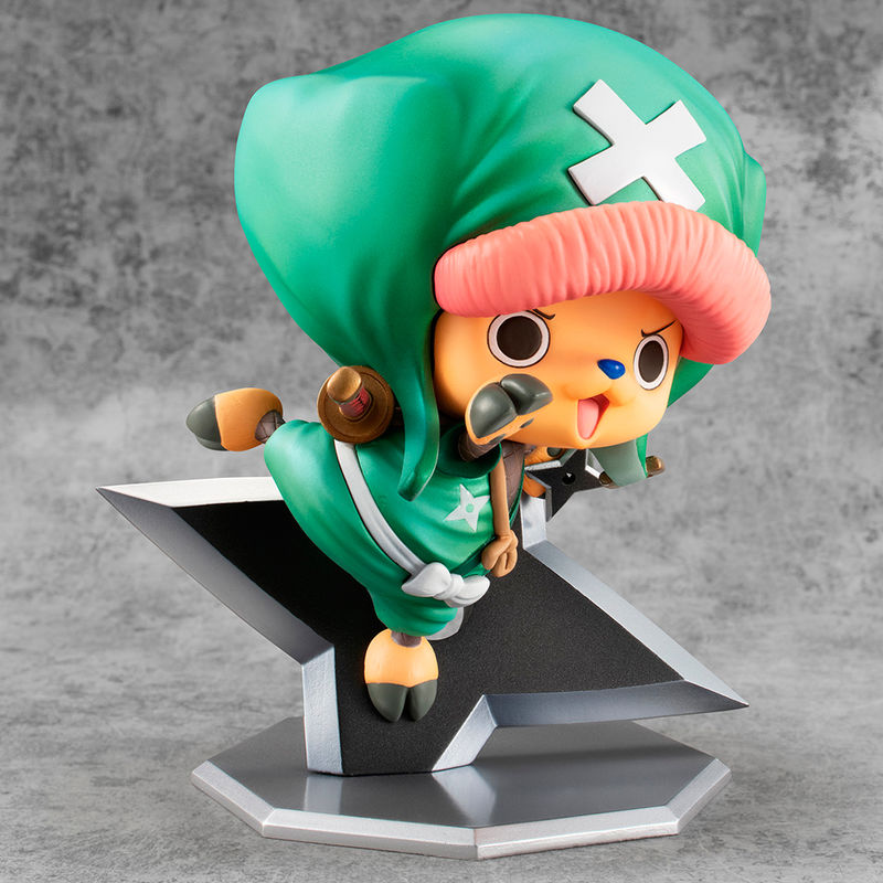 Figura Chopperemon One Piece Warriors Alliance 10cm