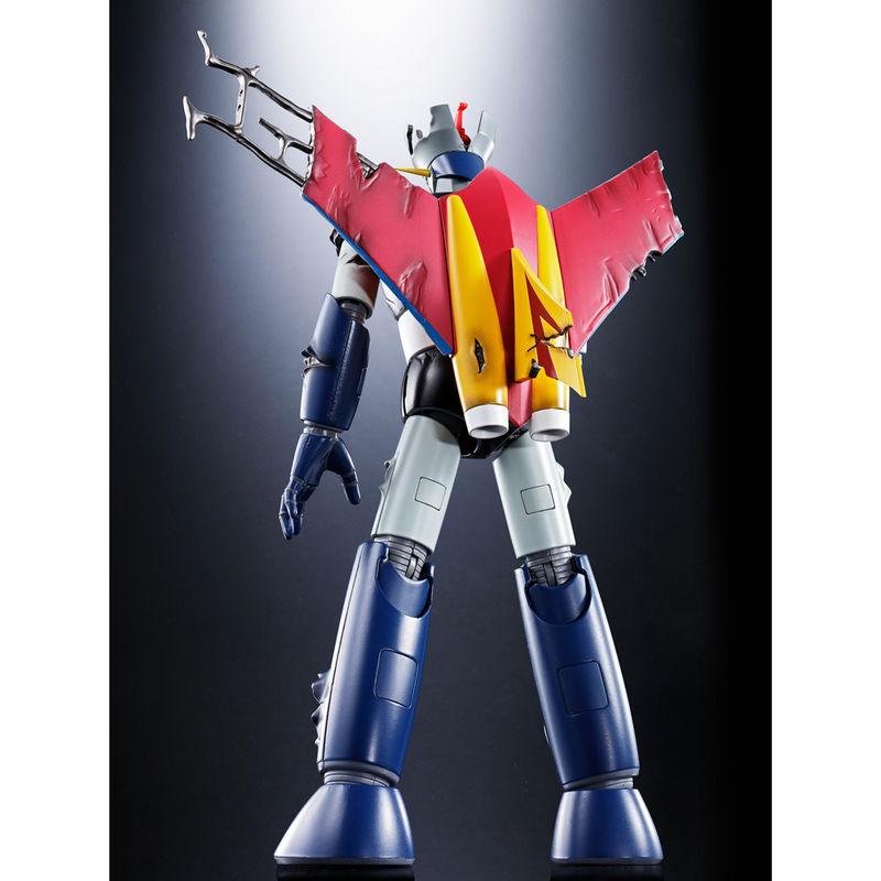 Figura articulada GX-70SPD Mazinger Z Anime Color Version 17cm