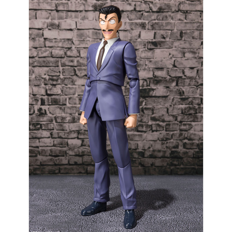 Figura articulada Kogoro Mouri Detective Conan 16cm