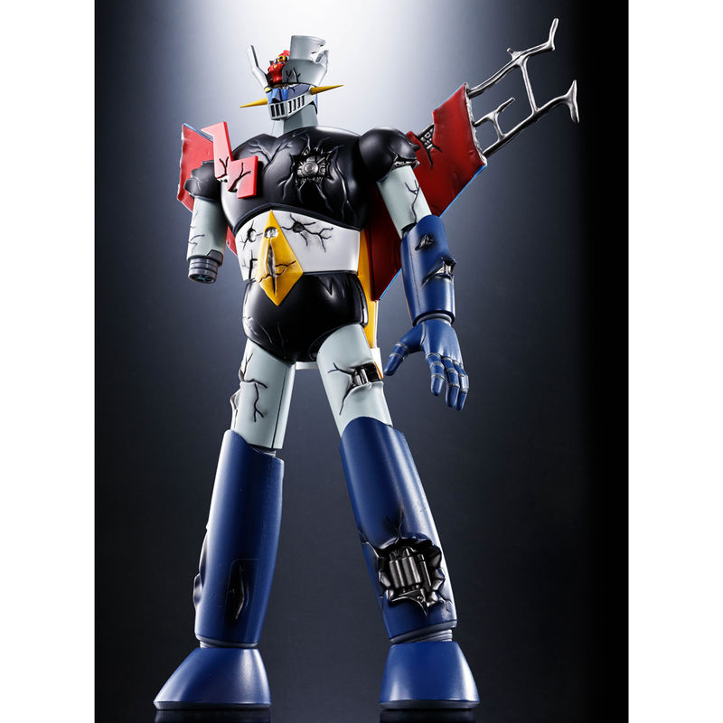 Figura articulada GX-70SPD Mazinger Z Anime Color Version 17cm