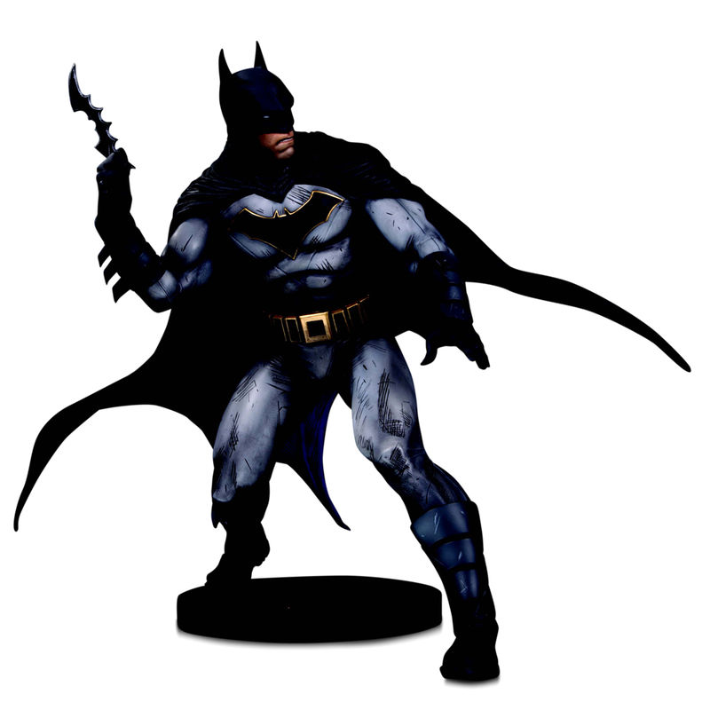 Estatua Batman Dark Nights Metal tie-in Batman Lost DC Comics 28cm