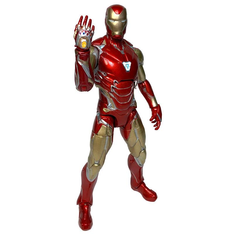 Figura Iron Man MK85 Vengadores Endgame Marvel 18cm
