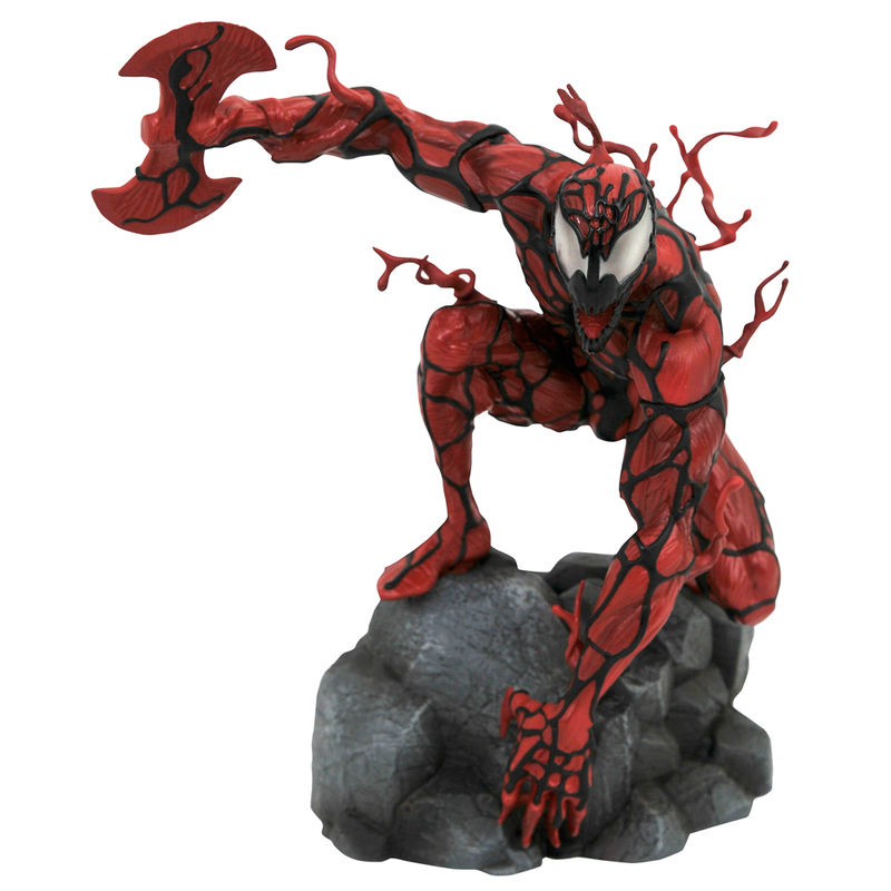 Diorama Carnage Marvel Comic Gallery 23cm
