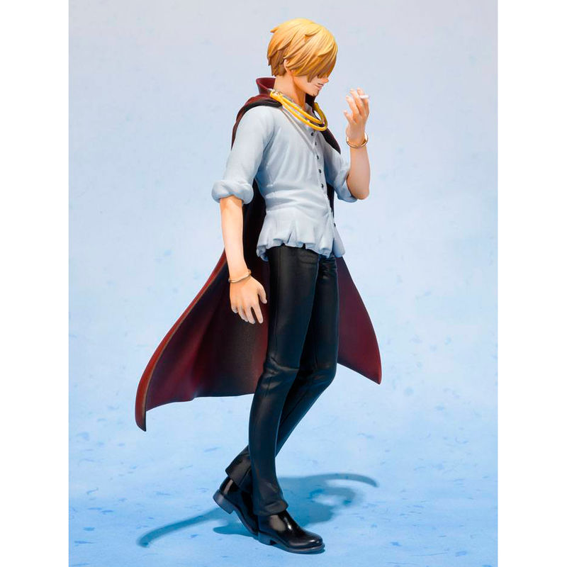Figura Sanji Whole Cake Island Version One Piece 17cm