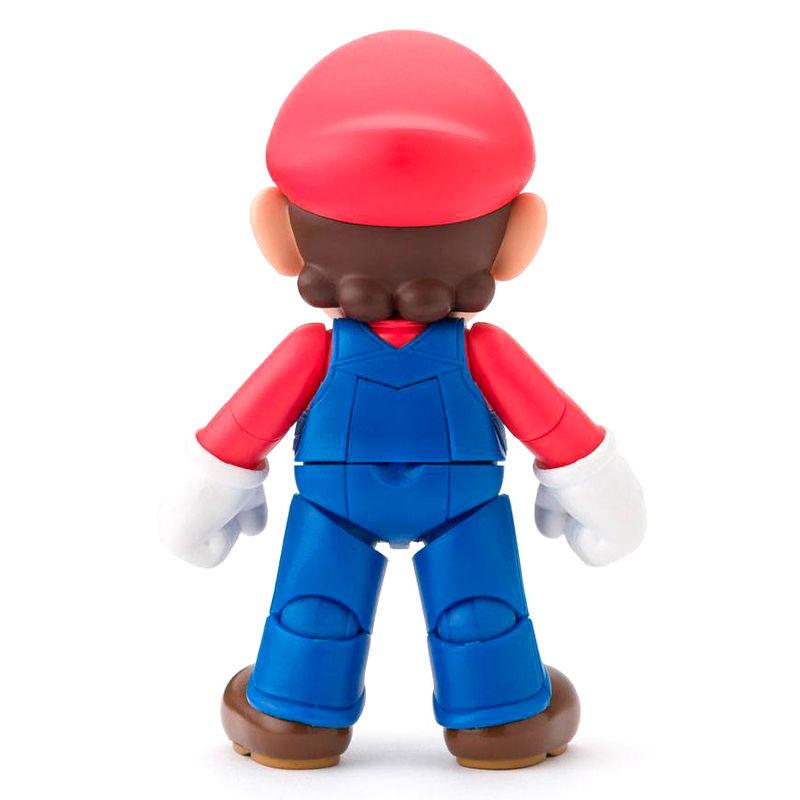 Figura Super Mario Bros Nintendo 10cm