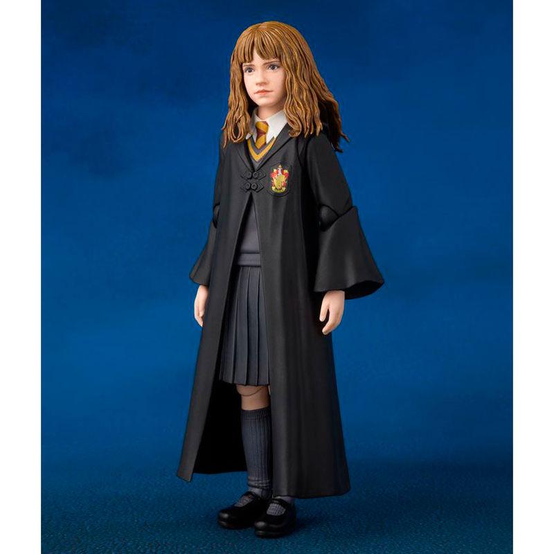 Figura articulada Hermione Granger Harry Potter 12cm