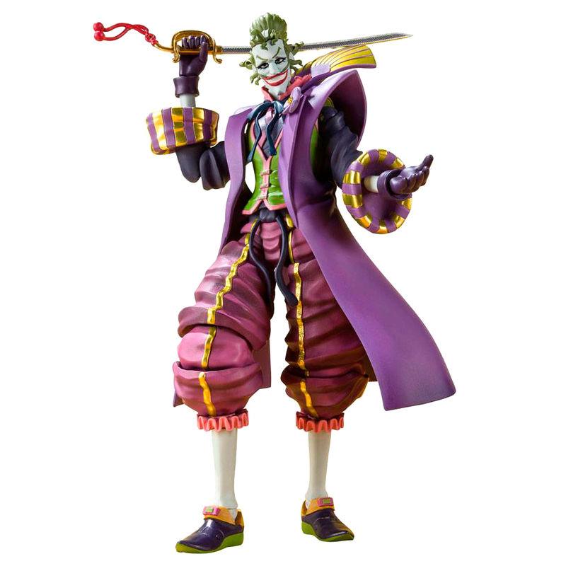Figura articulada Joker Demon King of the Sixth Heaven Batman Ninja 16cm