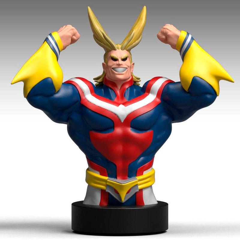 Busto hucha All Might My Hero Academia 25cm 3760226376873