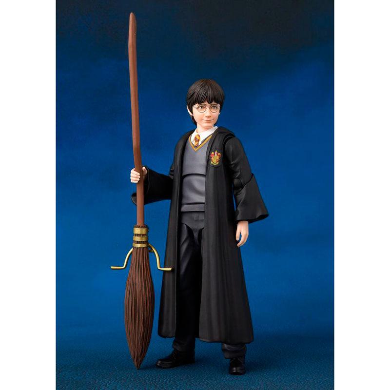 Figura articulada Harry Harry Potter 12cm (6)