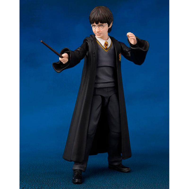 Figura articulada Harry Harry Potter 12cm (7)
