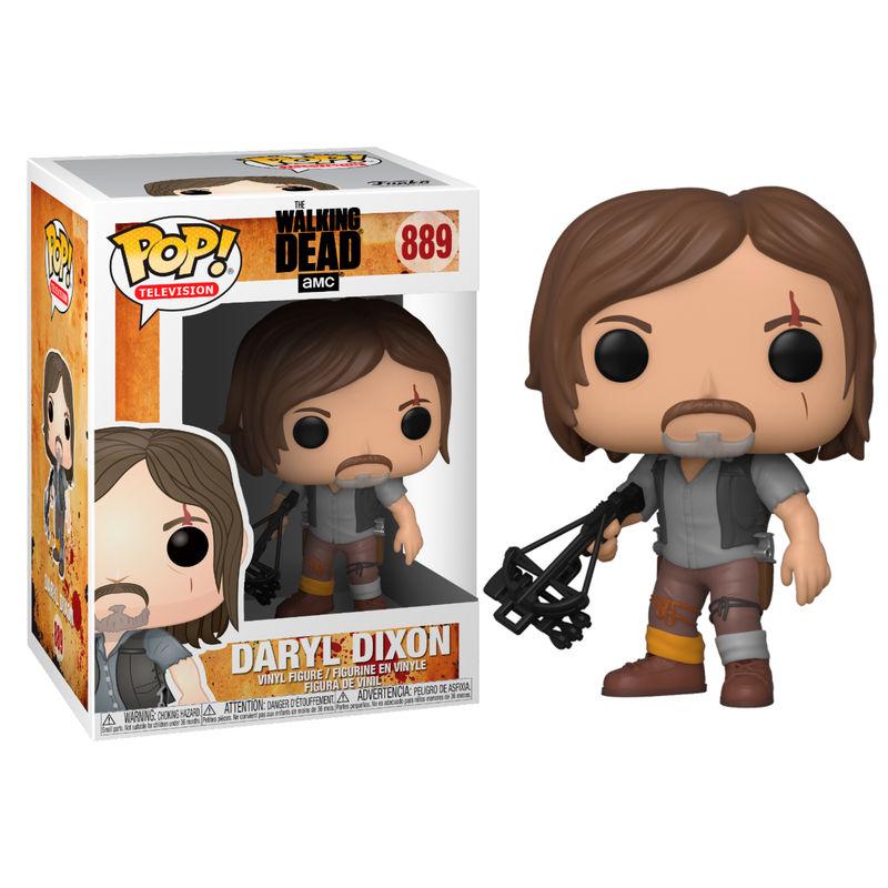 Funko POP o Figura POP Walking Dead Daryl