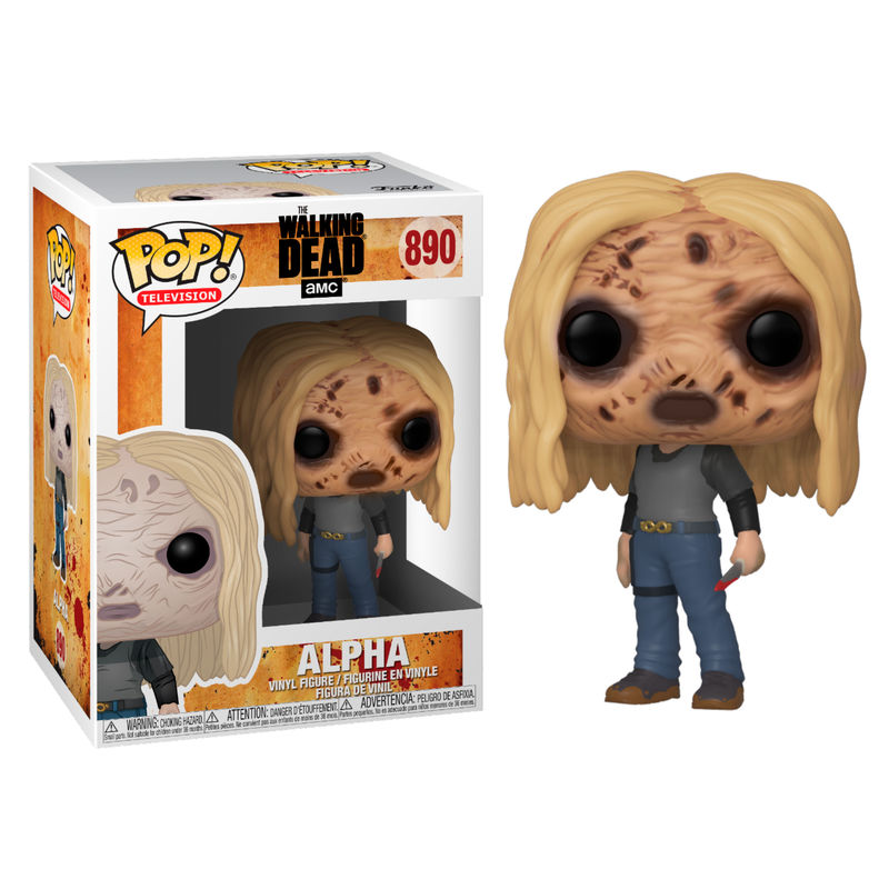 Funko POP o Figura POP Walking Dead Alpha with Mask