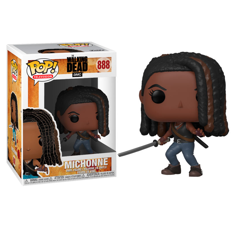 Funko POP o Figura POP Walking Dead Michonne