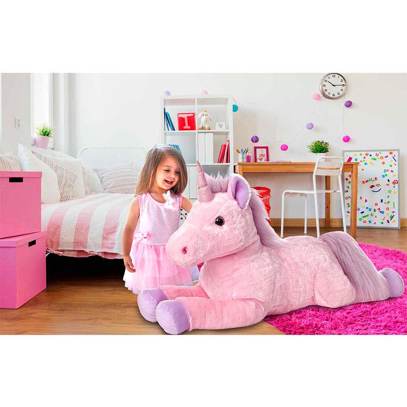 Peluche inflable Unicornio 150cm