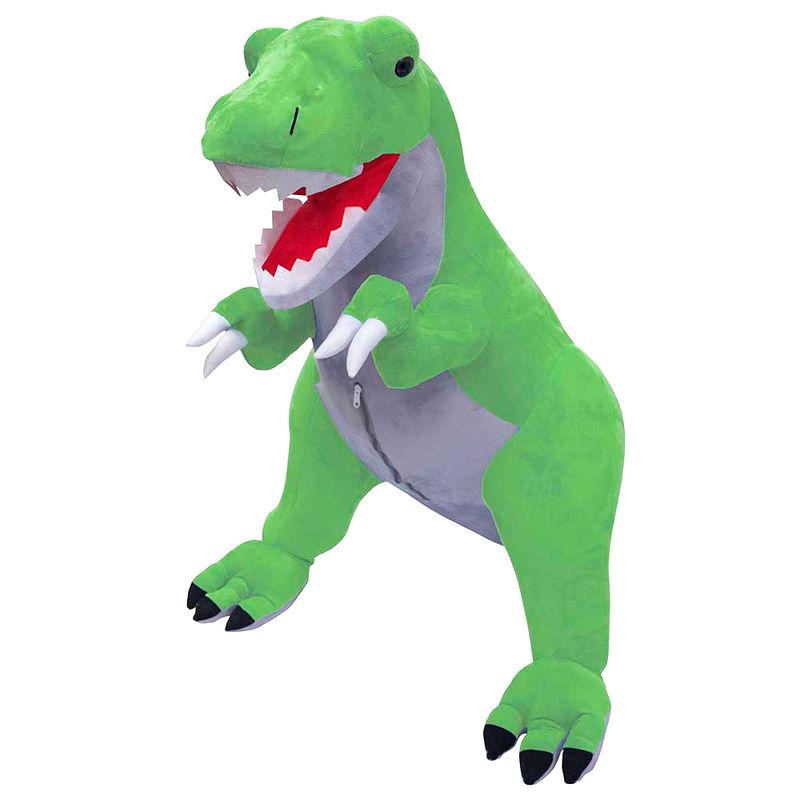 Peluche inflable T-Rex 150cm 888255207166
