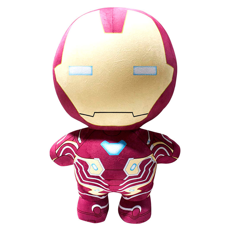 Peluche inflable Iron Man Infinity War Vengadores Marvel 78cm