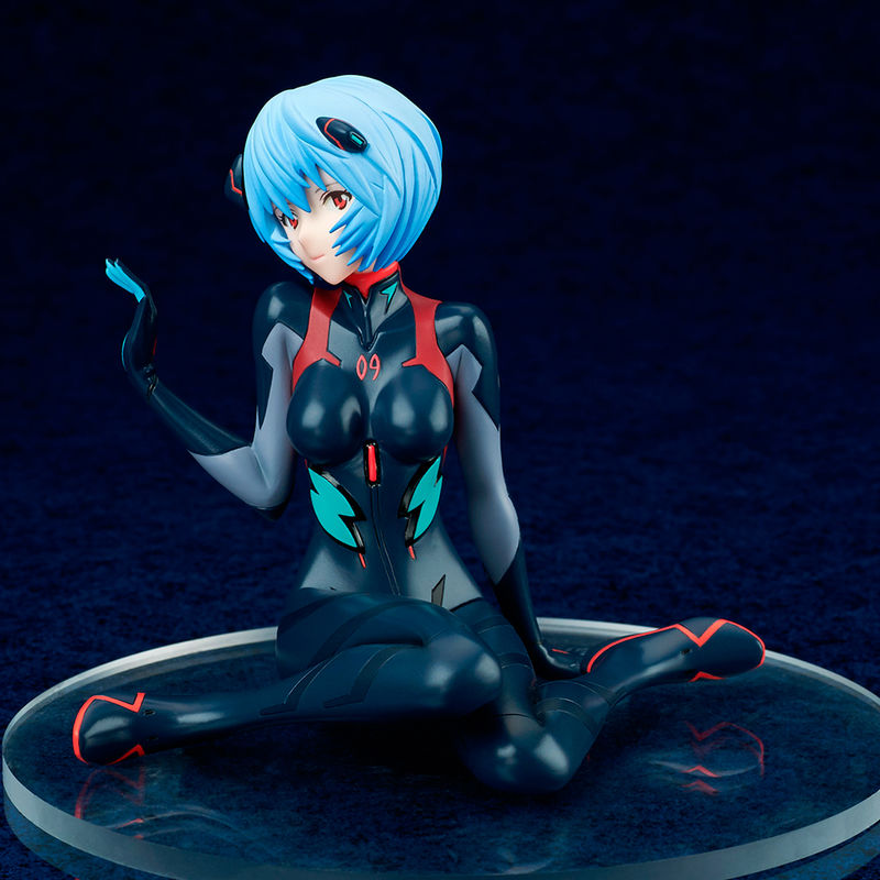 Figura Tentative Name Rei Ayanami Plugsuit Version Evangelion 3.0 You Can Not Redo 10cm