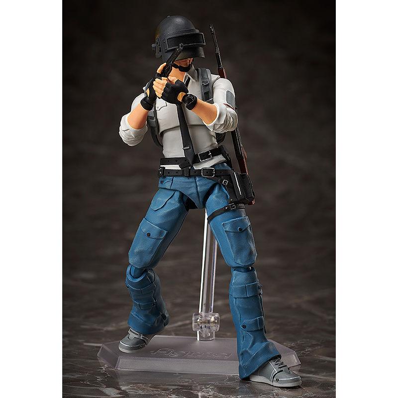 Figura Figma articulada The Lone Survivor Playerunknowns Battlegrounds PUBG 15cm