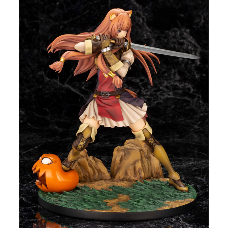 Estatua Raphtalia The Rising of the Shield Hero 24cm