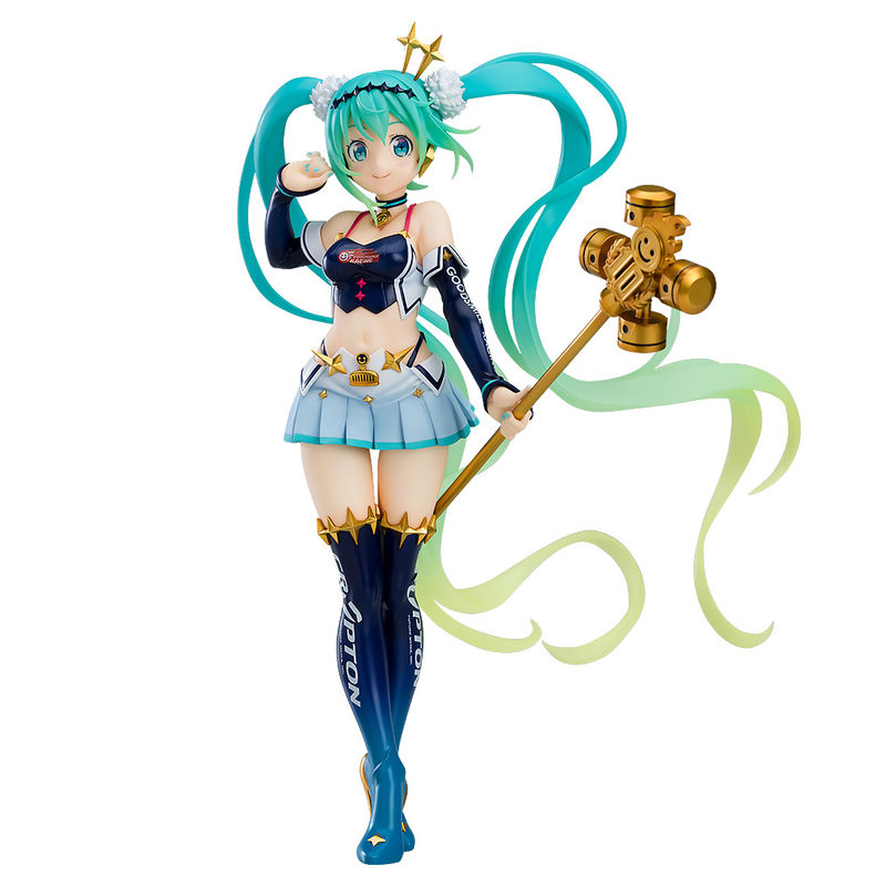 Figura Racing Miku 2018 Summer Version Hatsune Miku GT Project