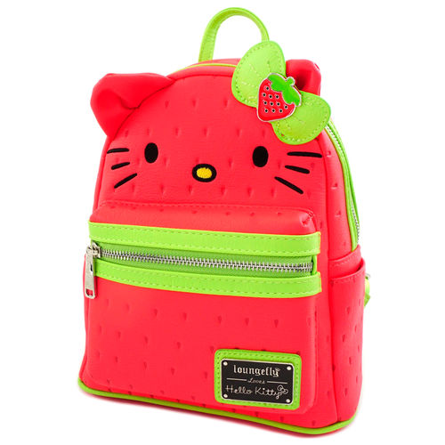 Mochila Hello Kitty Strawberry Loungefly