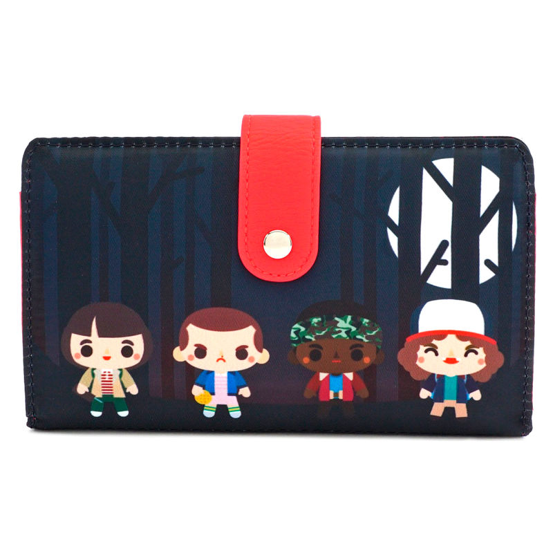 Cartera Stranger Things Loungefly