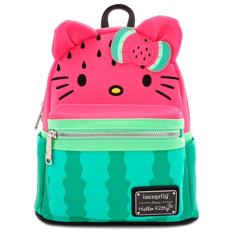 Mochila Hello Kitty Water Melon Loungefly
