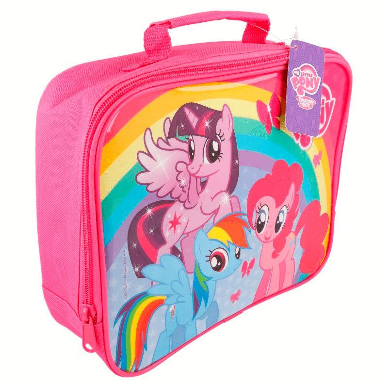 Bolsa portameriendas Mi Pequeño Pony