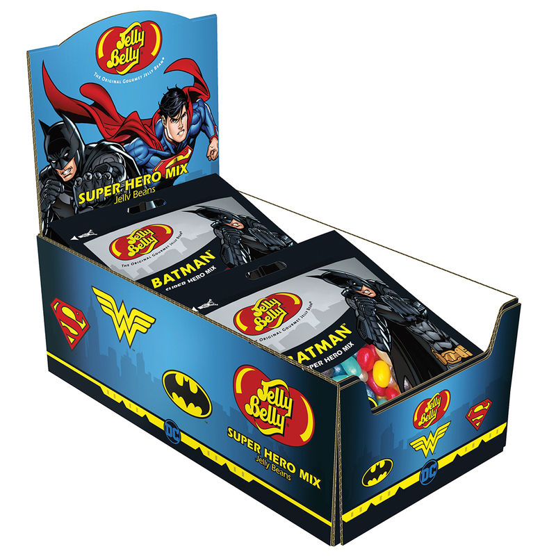 Bolsa Super Heroes Batman Jelly Beans