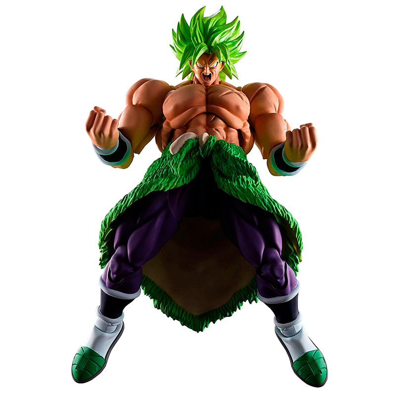 Figura Broly Dragon Ball Super Broly 22cm