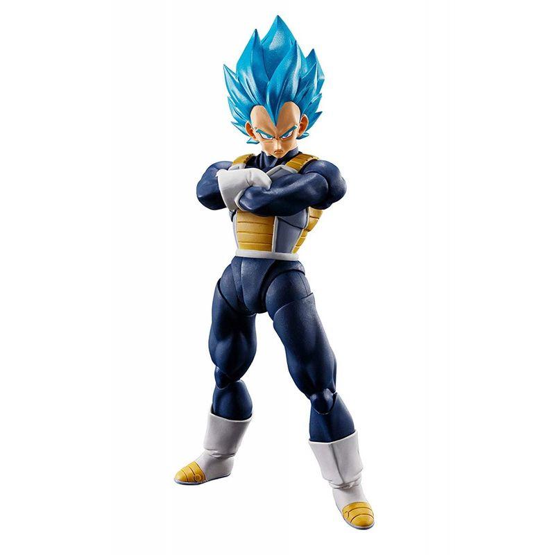 Figura Super Saiyan God Super Saiyan Vegeta Dragon Ball Super Broly 14cm