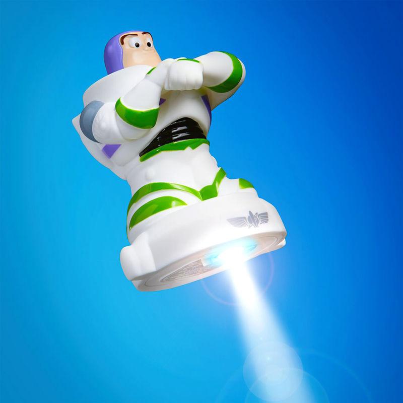 Linterna luz de noche Buzz Lightyear Toy Story 4 Disney