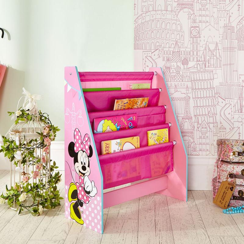 Libreria estantes colgantes Minnie Disney