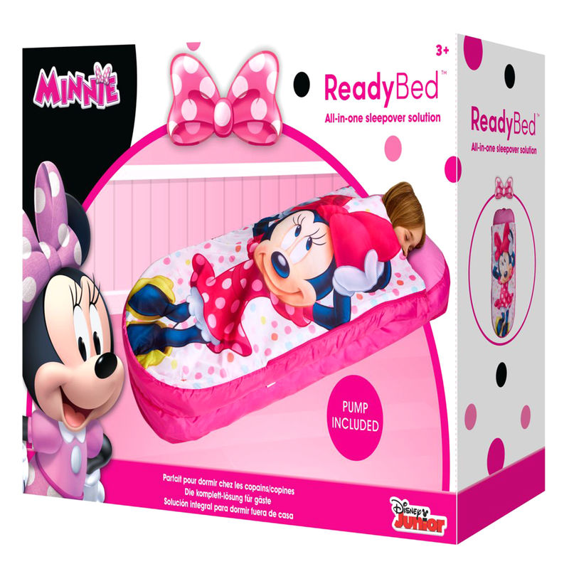 Cama hinchable Minnie Disney