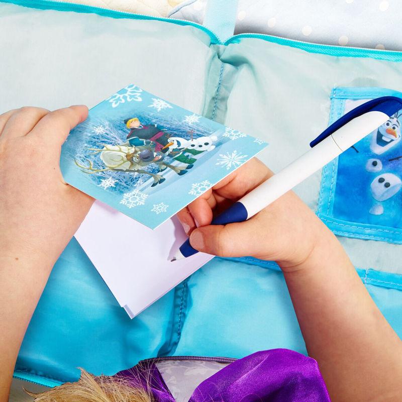 Cojin Guarda y DuermeFrozen Disney