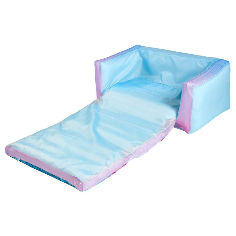 Mini sofa tumbona abatible hinchable Frozen Disney