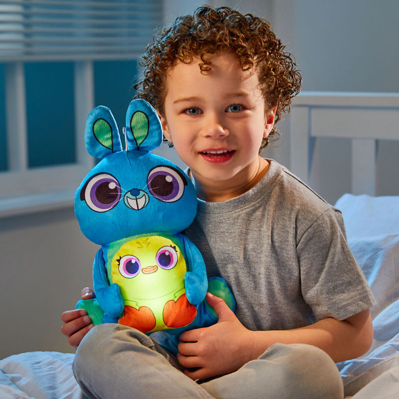 Amigo luminoso Ducky y Bunny Toy story 4 Disney