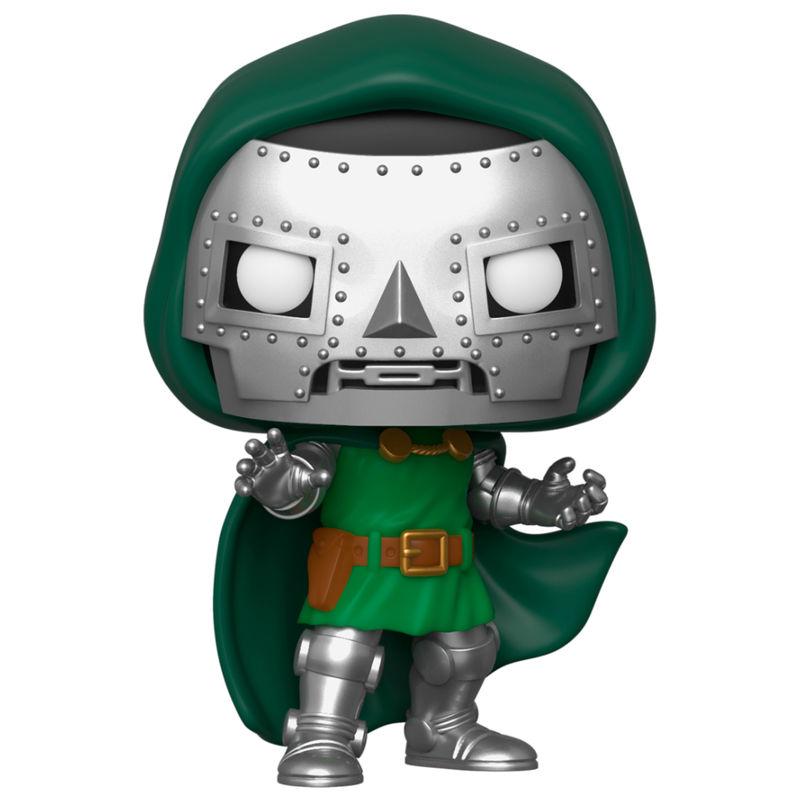 Funko POP o Figura POP Marvel Los 4 Fantasticos Doctor Doom