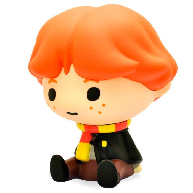 Figura hucha Chibi Ron Weasley Harry Potter 16cm