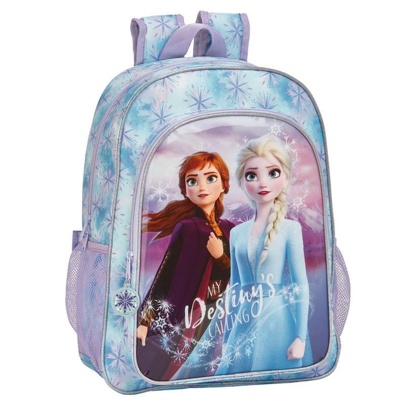 Mochila Frozen 2 Disney adaptable 42cm