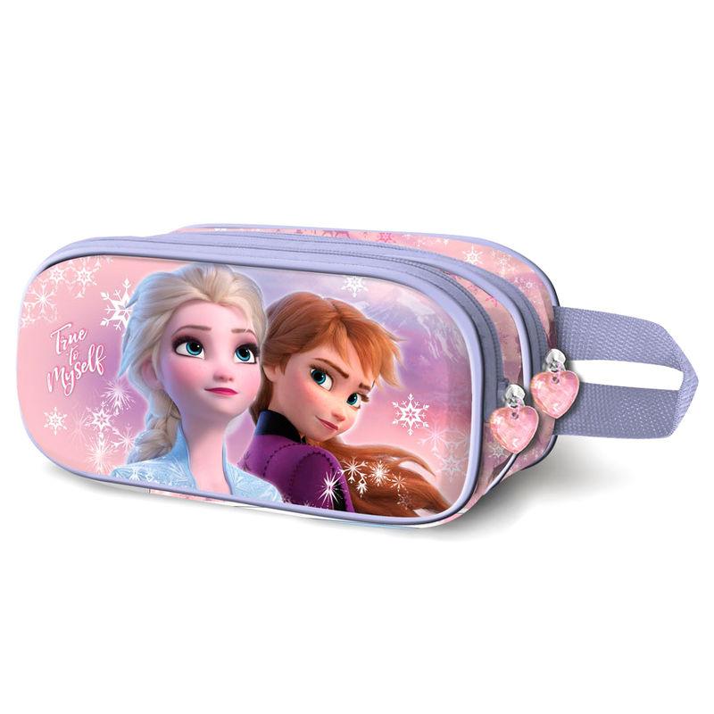 Portatodo 3D Frozen 2 Disney doble