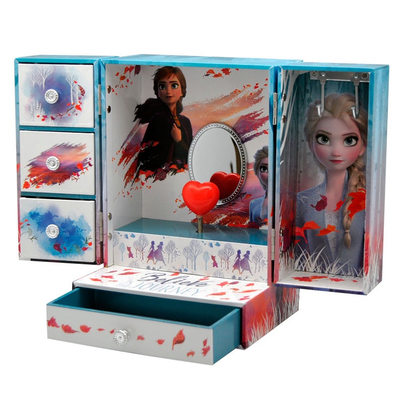 Joyero musical armario Frozen 2 Disney