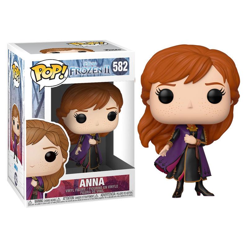 Figura POP Disney Frozen 2 Anna