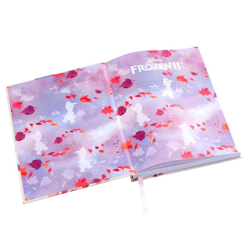 Cuaderno A5 Frozen 2 Disney